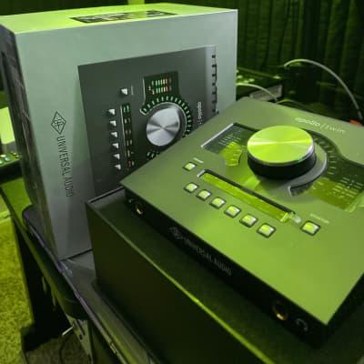Universal Audio Apollo Twin QUAD MKII Thunderbolt Audio Interface