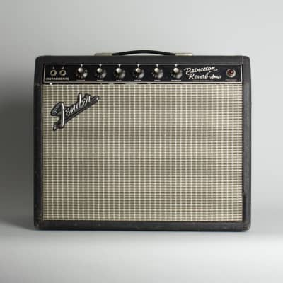 Fender  Princeton Reverb Tube Amplifier (1965), ser. #A-03894. for sale