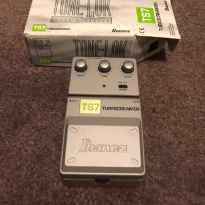 Ibanez TS7 Tube Screamer