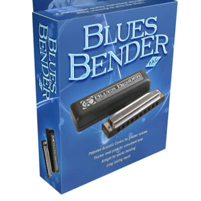 Hohner Blues Bender Harmonica, Key of G