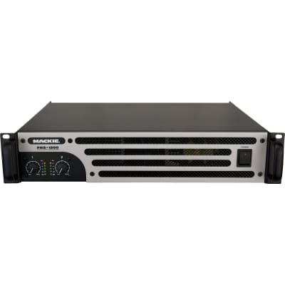 Mackie FRS-1300 2-Channel Power Amplifier