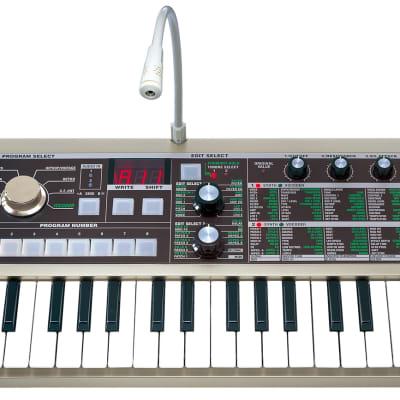Korg microKORG 37-Key Synthesizer with Vocoder