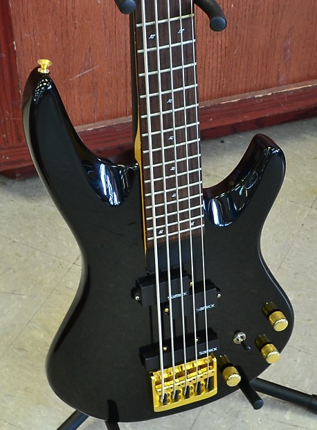 samick artist series 5-string bass guitar   reverb samick 5 string bass wiring #8