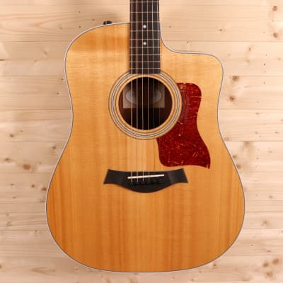 Taylor 210ce 2015 Solid Sitka Spruce / Rosewood Acoustic-Electric Guitar