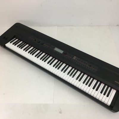 Used Korg Kross 88 Keyboard Black