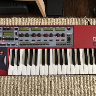 Nord Modular G2 Expanded 37-Key Synth