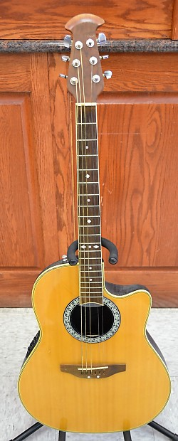 Ovation: CC057 Celebrity Review - Ultimate Guitar Archive