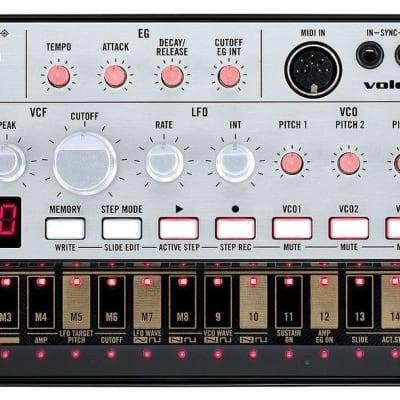 Korg Volca Bass Analog Bass Synth