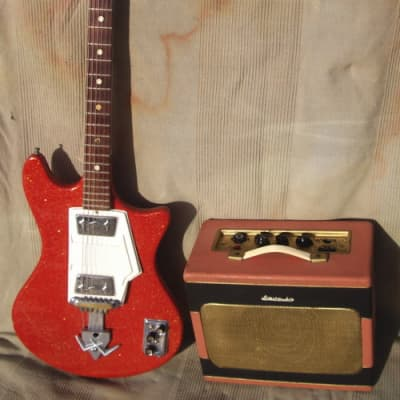 Wandre Twist & Davoli Amp 1960 for sale