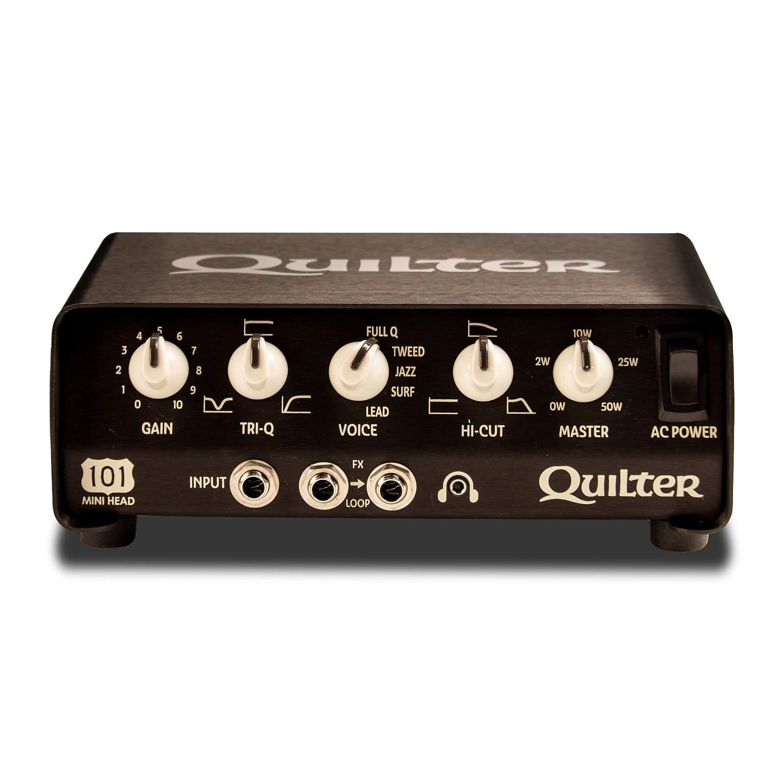 Quilter 101 Mini 50W Guitar Amplifier Head