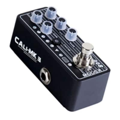 Mooer Micro PreAmp 008 - Cali MKIII NEW! Just Released based on Mesa Boogie® MKIII