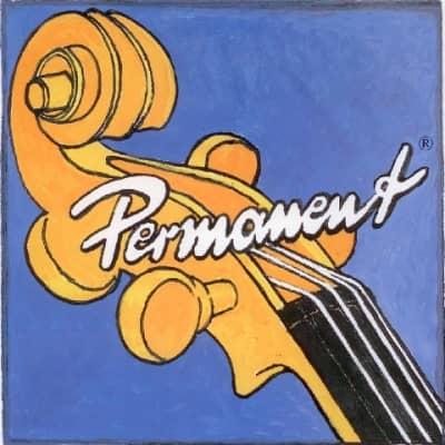 Pirastro Permanent 4/4 Cello String Set Medium