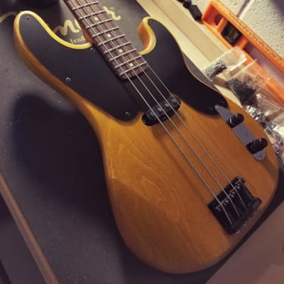 TW Basses Royal 54 P-style bass (ASH) - customized by you! for sale