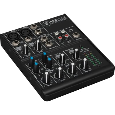 Mackie 402VLZ4 4-Channel Mic / Line Mixer