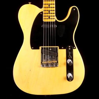 Fender Fender Custom Shop 1951 Nocaster Relic Faded Nocaster Blonde 2018 2018 Faded Nocaster Blonde for sale