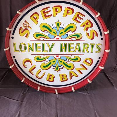 Sgt Pepper drum