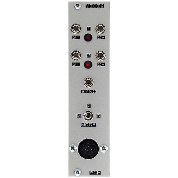 pittsburgh modular midi2 midi to cv converter eurorack synth