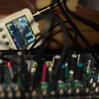 :: RIPPLES :: Clear Acrylic Face Plate :: Mutable Instruments ::