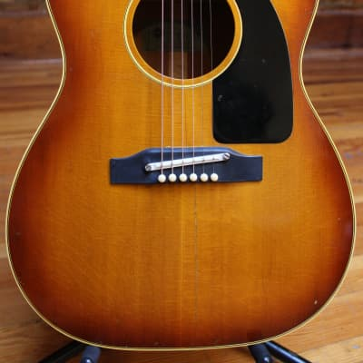 Epiphone FT-45 Cortez 1965 Sunburst for sale
