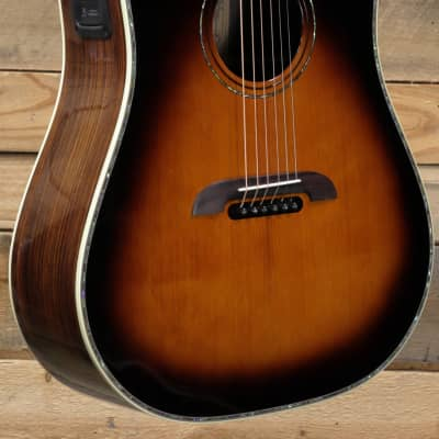 Alvarez Yairi Stage Series DY1TS Acoustic/Electric Gutiar Tobacco Sunburst w/ Case for sale