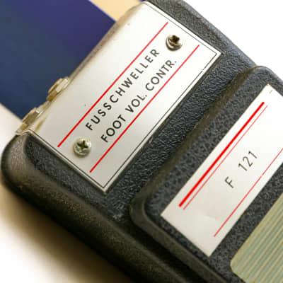 Schaller F 121 Foot volume control for sale