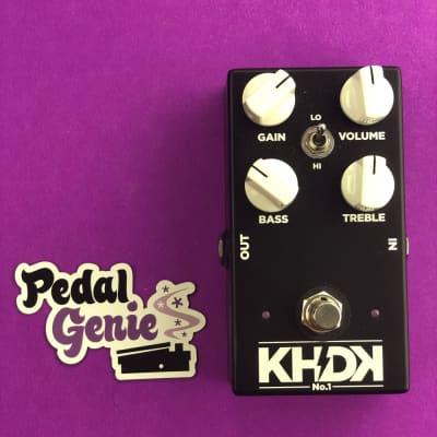 [USED] KHDK Electronics No. 1 Overdrive