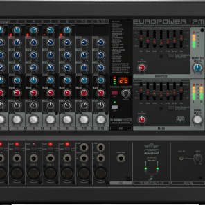 Behringer Europower PMP580S 500-Watt 10-Channel Powered Mixer