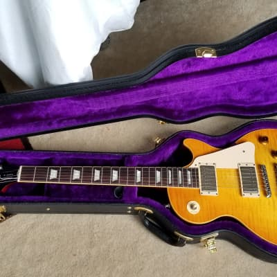 2002 Epiphone ELITE Les Paul  Cherry Burst MIJ Absolutely Beautiful with Original Case