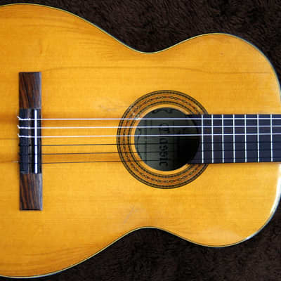 1970's Musima  Markneukirchen Classic Nylon String - Klassik Konzert Gitarre Made in The Former GDR for sale