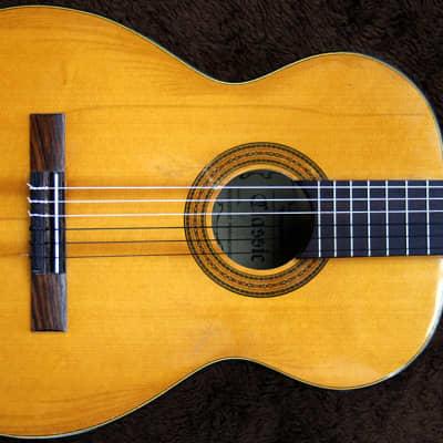 1970's Musima  Markneukirchen Classic Nylon String - Klassik Konzert Gitarre Made in The Former GDR for sale