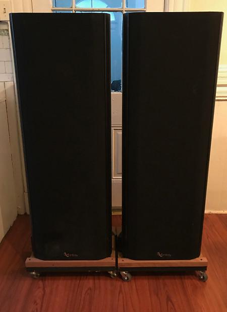 zakupy wyglądają dobrze wyprzedaż buty bardzo tanie Infinity Speakers Kappa 8.1 Floorstanding Speakers Black
