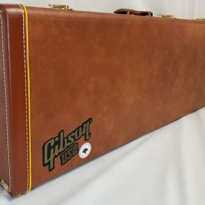 Gibson Hard Shell, Case, Explorer, Historic Brown for sale