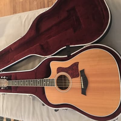 Year 2000 Taylor 410ce Acoustic Electric + Hard Case