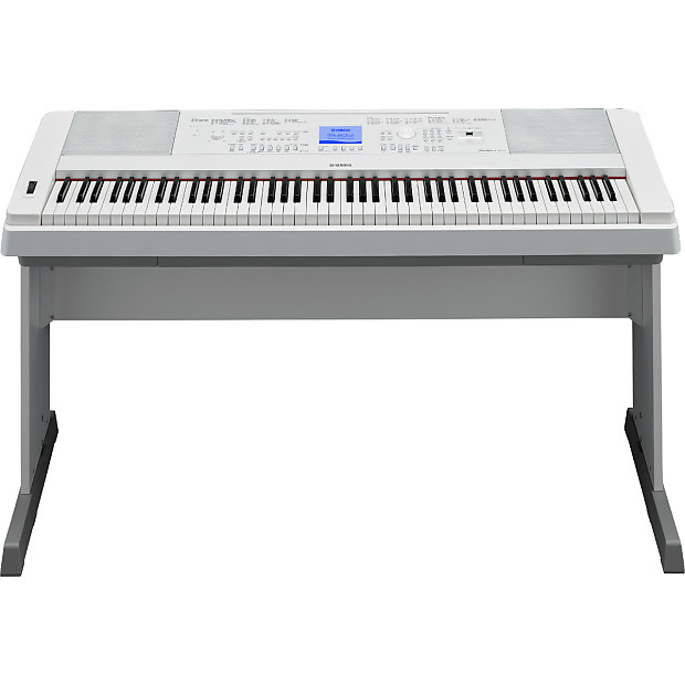 yamaha dgx 660 88 key weighted usb grand digital piano reverb. Black Bedroom Furniture Sets. Home Design Ideas