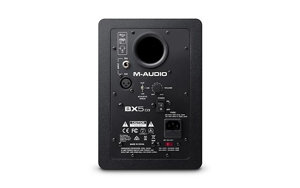 m audio bx5 d3 pro studio monitor sims music reverb. Black Bedroom Furniture Sets. Home Design Ideas