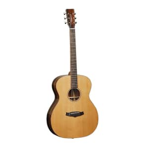 Tanglewood TWJF-E Java Solid Cedar/Amara/Spalted Mango Orchestra with Electronics Natural Gloss