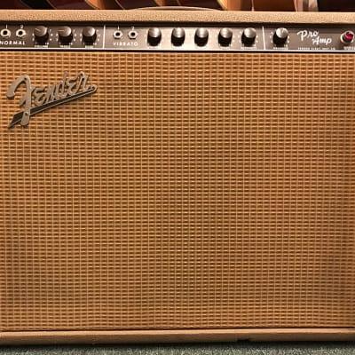 Fender Pro Amp 6G5-A 1962 Brown