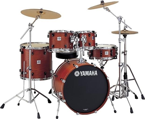 yamaha stage custom advantage nouveau drum set reverb. Black Bedroom Furniture Sets. Home Design Ideas