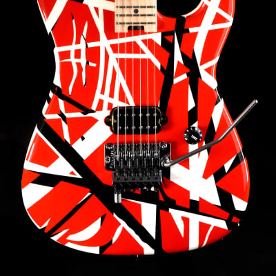 EVH Striped Series R/W/B/In Stock/Contact Us for sale