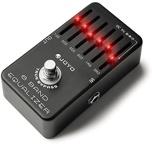 eq pedal in effects chain