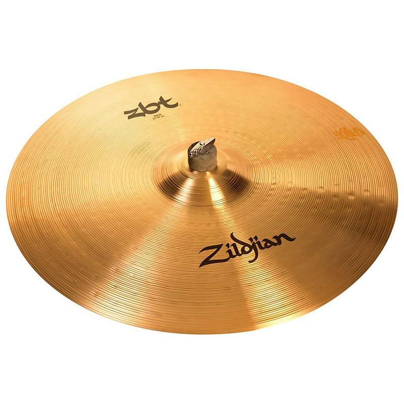 zildjian zbt22r 22 zbt ride cymbal geartree reverb. Black Bedroom Furniture Sets. Home Design Ideas