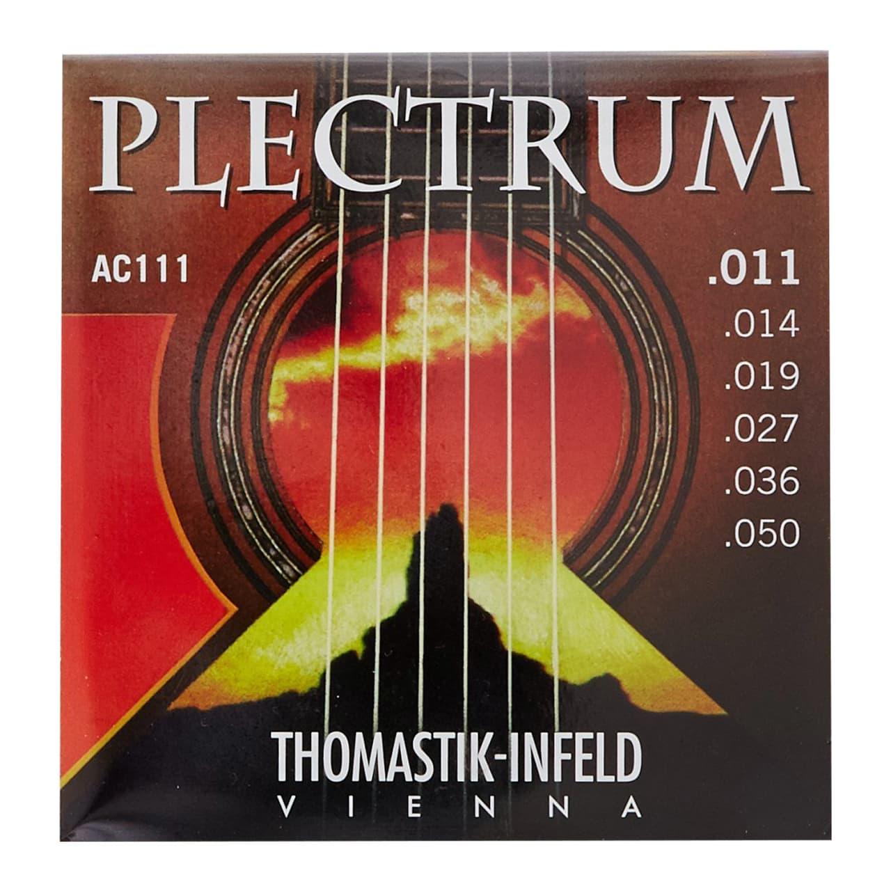 thomastik infeld ac111 acoustic guitar strings plectrum reverb. Black Bedroom Furniture Sets. Home Design Ideas