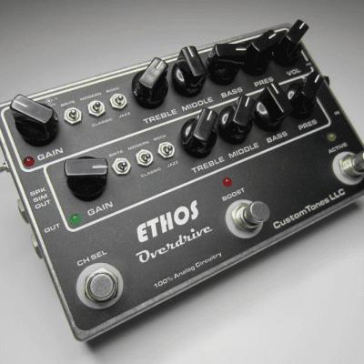 Custom Tones Ethos Overdrive