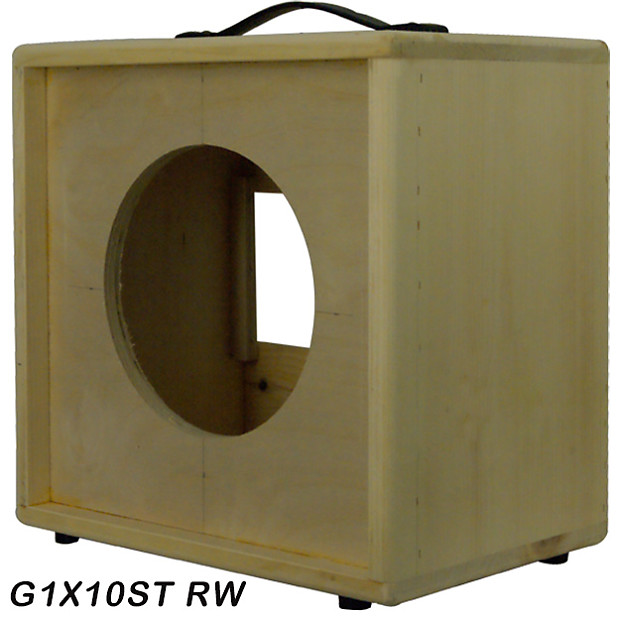 1x10 solid pine raw wood extension guitar speaker empty reverb. Black Bedroom Furniture Sets. Home Design Ideas