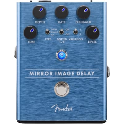 Fender Mirror Image Delay Effect Pedal for sale