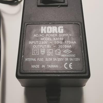 Korg Triton LE/TR Karma KA169 POWER SUPPLY