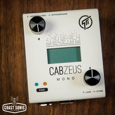 GFI System Cabzeus Mono Speaker Simulator & DI Box