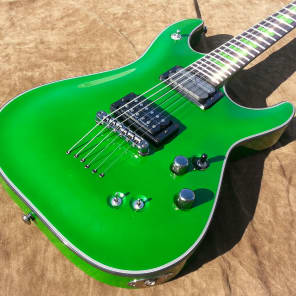 Schecter Kenny Hickey C-1 Green