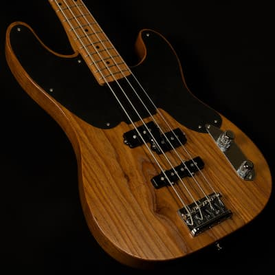 Fender American Thin Skin Roasted Telecaster Bass for sale