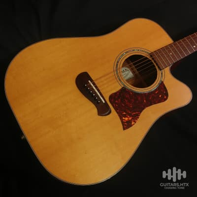 12 hour Flash Sale! '98 Tacoma DR16 . 22 years old acoustic guitar! Electrified.